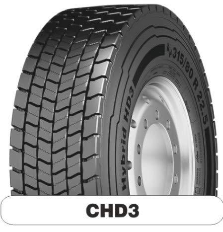 CONTI HY-HD3 295/80R225 152/148M - D, B, 1, 73dB