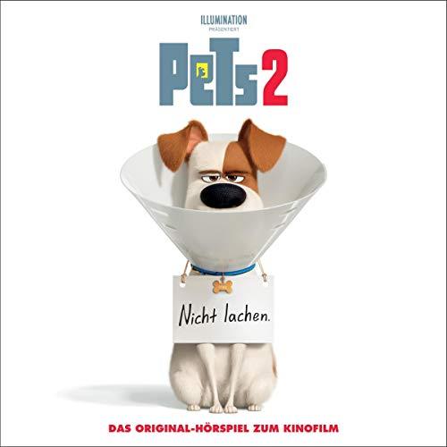 Pets 2. Das Original-Hörspiel zum Kinofilm Titelbild