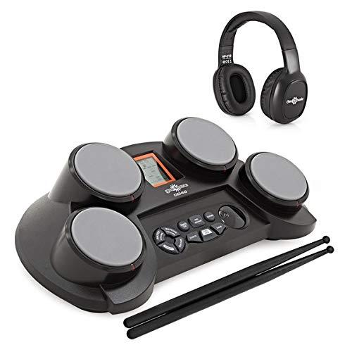 Pack avec Pads de batterie Électronique DD40 par Gear4music