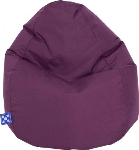 SITTING POINT only by MAGMA Sitzsack Brava Bean Bag XXL ca. 300 Liter aubergine