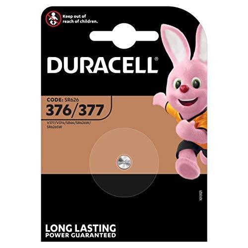 Duracell SR66/SR626/V377/V376/SR626W/SR626SW - Pilas