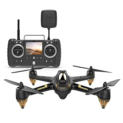 Hubsan H501S X4 Brushless Drone GPS 1080P HD Camera 5.8Ghz FPV 2.4Ghz RC Quadcopter With H906A Transmitter Advanced Version