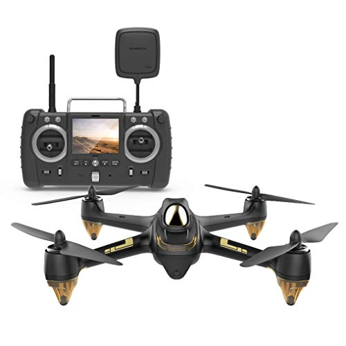 Hubsan H501S X4 Brushless Droni GPS 1080P HD Fotocamera FPV con H906A Trasmettitore