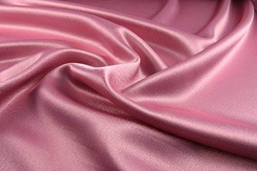 Tanya Detroit Mall Linen King Long-awaited 4-Piece Dusty Luxury Rose Sheets Satin Hotel
