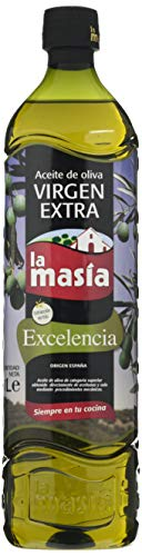 La Masia Excelencia Aceite de Oliva Virgen Extra, 1L