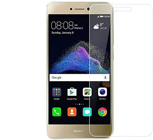 REY Protector de Pantalla para Huawei P8 Lite 2017, Cristal