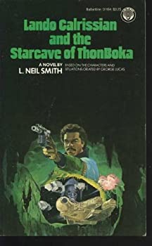 Star Wars: Lando Calrissian and the StarCave of ThonBoka - Book  of the Star Wars Legends