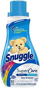 Snuggle SuperCare Liquid Fabric Softener