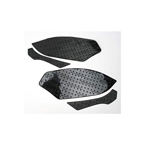Stompgrip Motorcycle Traction Pads (Black) for 06-07 Yamaha YZF-R6