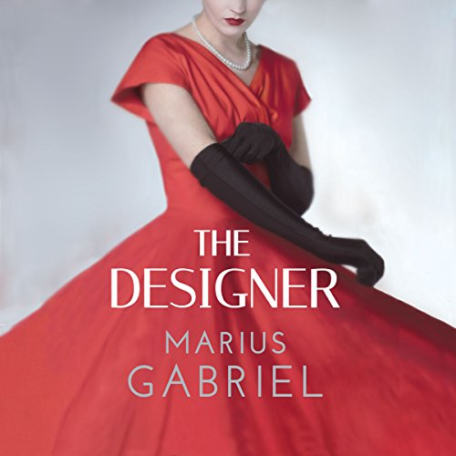 The Designer audiobook cover art
