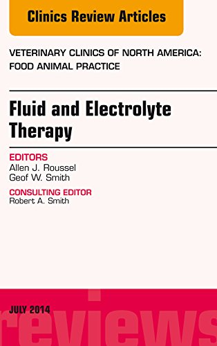 Image OfFluid And Electrolyte Therapy, An Issue Of Veterinary Clinics Of North America: Food Animal Practice, E-Book (The Clinics:...