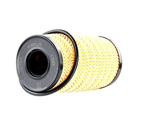 PURFLUX L1089 Ölfilter Wechselfilter, Ölfilter, Motorölfilter
