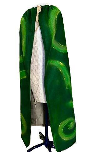 "Frozen Pabbie Bulda Hidden Folks Costume (56"" Length) Green"