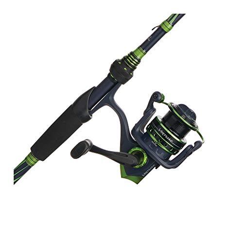 4 | Abu Garcia Virtual Spinning Reel and Fishing Rod Combo