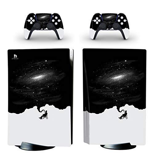 DolDer - Pellicola adesiva per PS 5