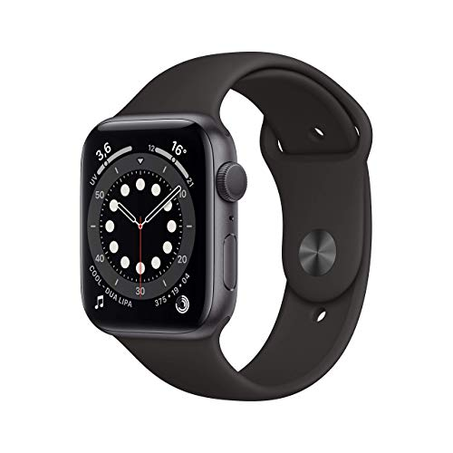 Apple Watch Series 6 (GPS 44 mm) grigio siderale