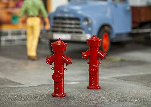 POLA po 333218 – Eau hydranten, Accessoire pour Le modèle ferroviaire, modèle Construction