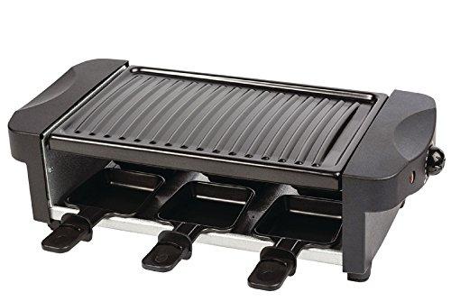 Azura AZ FC30 Raclette voor 6 personen met thermostaat