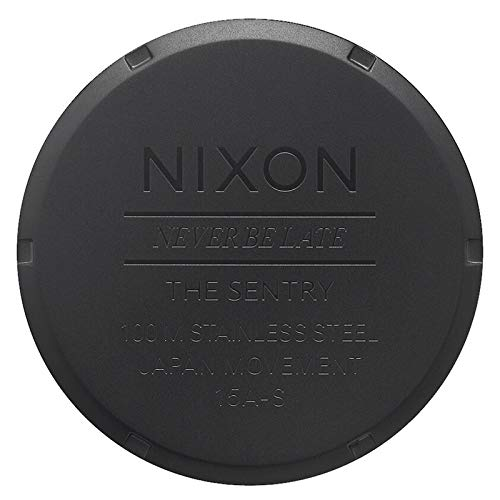 NIXON(ニクソン)『SentryStainlessSteel(A356)』