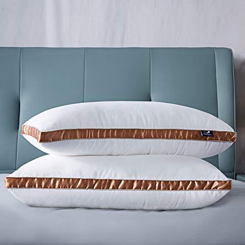 IMISSYOU Juego de 2 almohadas (40 x 80 cm)
