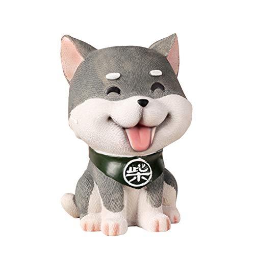 STOBOK Süße Hund Spardosen Kleine Münze Geld Pot Sparschwein für Kinder Mädchen Jungen (Mischmuster)