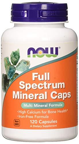 Now Foods Full Spectrum Mineral Standard, 120 Kapseln