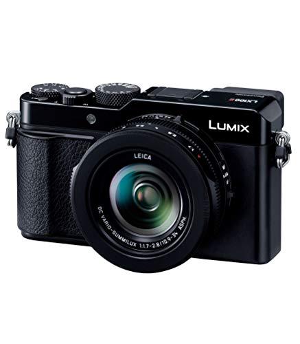 Panasonic コンパクトデジタルカメラ ルミックス LX100M2 4/3型センサー搭載 4K動画対応 DC-LX100M2
