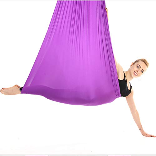 Why Choose Juup Aerial Yoga Hammock Uninterrupted Cloth Antigravity Yoga Trapeze Inversion Pilates S...