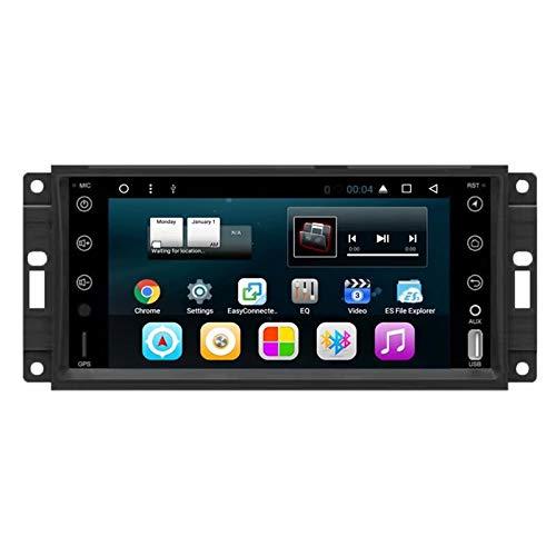 TOPNAVI 7inch 2Din Android 7.1 Unité Centrale Universelle pour Jeep Universal Grand Cherokee Auto Radio stéréo Navigation GPS WiFi 3G RDS Lien Miroir FM AM BT