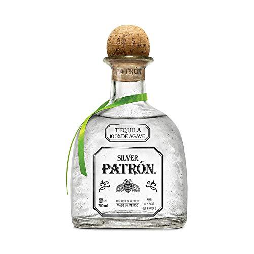 Patrón Tequila Silver - Bottiglia da 70cl