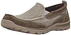 Skechers USA Men's Relaxed Fit Memory Foam Superior Melvin Loafer