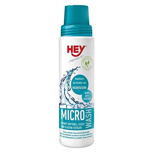 Hey Sport Softshell Wash 250 ml - Waschmittel Softshelljacke
