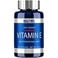 Scitec Nutrition Vitamina E 100 cápsulas