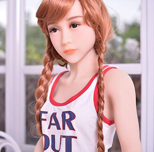Petite, HOT King Mansion Sex Doll at Amazon - Blonde Hair! - 155 CM