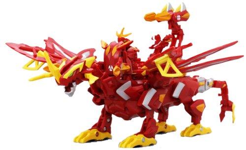 Sega Toys Bakugan BA-001 Colossus Dragon (Japan Import)