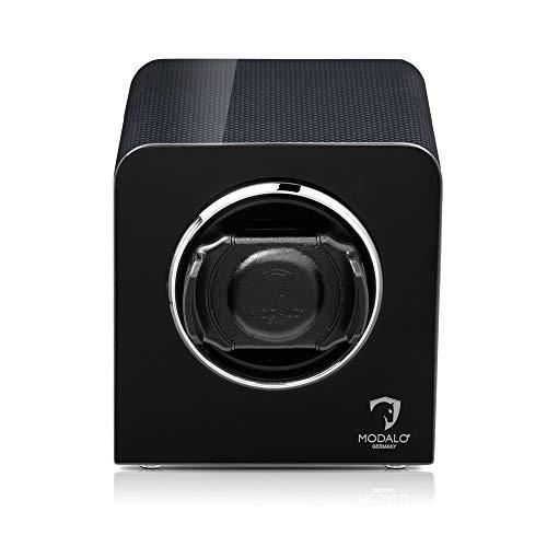 MODALO Uhrenbeweger (Watch Winder) Inspiration MV4 für 1 Uhr Carbon Design