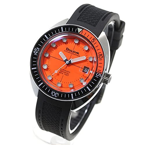 Bulova Taucheruhr Automatik Oceanographer 96B350