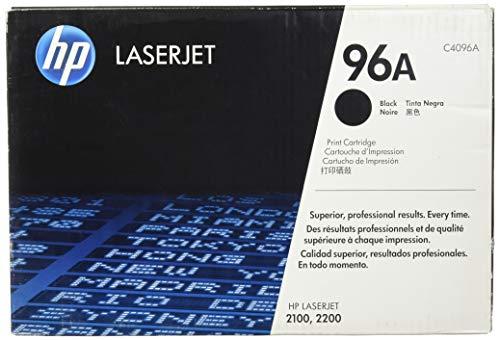 HP 96A Schwarz Original LaserJet Tonerkartusche, Verpackung kann variieren