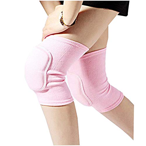Winter Thicken One Pair Knee Sleeve Pad Support Protector Yoga Dance Exercise Fitness Protective...