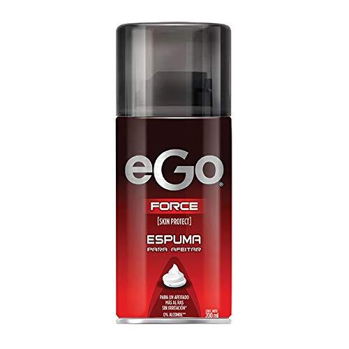 Espuma De Afeitar marca ego