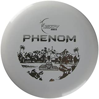 Legacy Discs First Run Icon Edition Phenom Fairway Driver Golf Disc [Colors may vary] - 171-175g