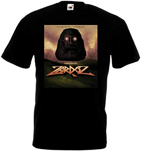 Zardoz v3 T-Shirt Sean Connery Charlotte Rampling S-5XL Men's