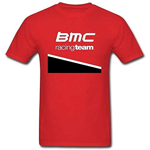 COZ Men's BMC Racing Team Short Sleeve T Shirt Red
