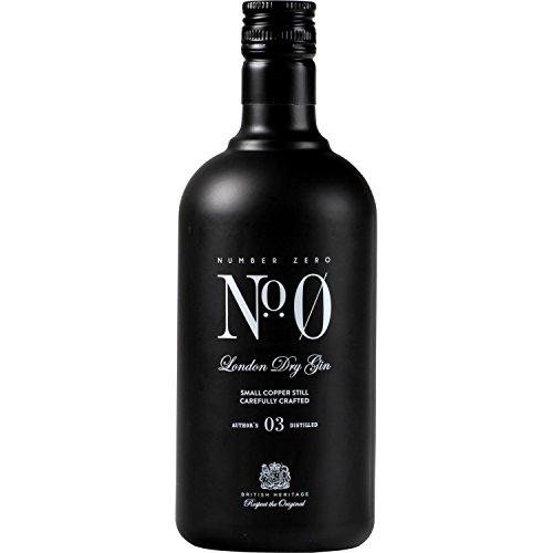 Nº 0 Ginebra - 700 ml