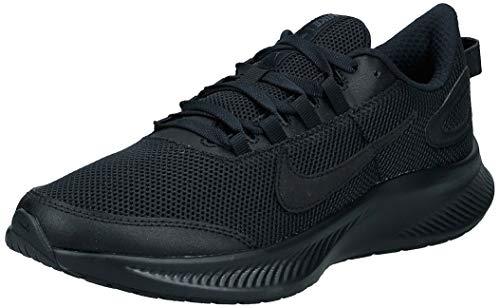 Nike Damen Run All Day 2 Running Shoe, Black/Anthracite, 36.5 EU
