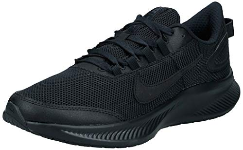 Nike Womens Run All Day 2 Running Shoe, Black/Anthracite, 40 EU