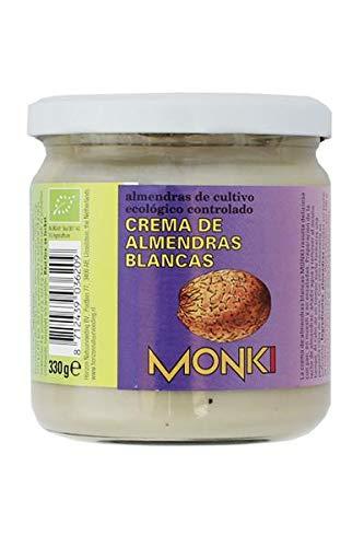 Monki Crema De Almendras Blancas Monki 330 G Bio 430 g