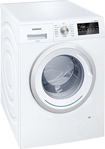 Siemens WM12N260FF Libera installazione Carica frontale 8kg 1200Giri/min A+++-10% Bianco lavatrice