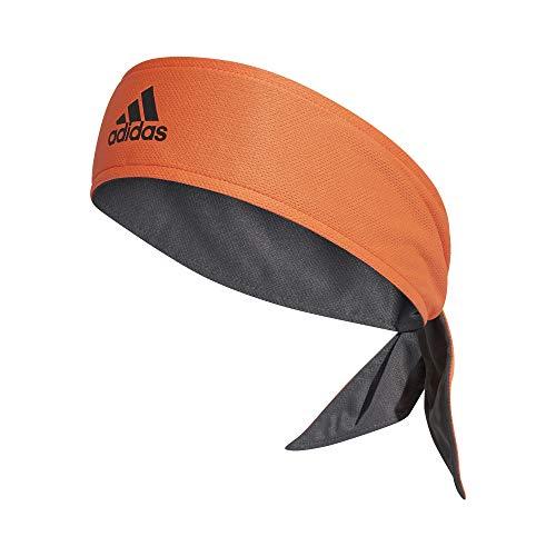 adidas Tennis TB A.R. Stirnband, Unisex, für Erwachsene, Perlmutt/Grau/Schwarz, Einheitsgröße