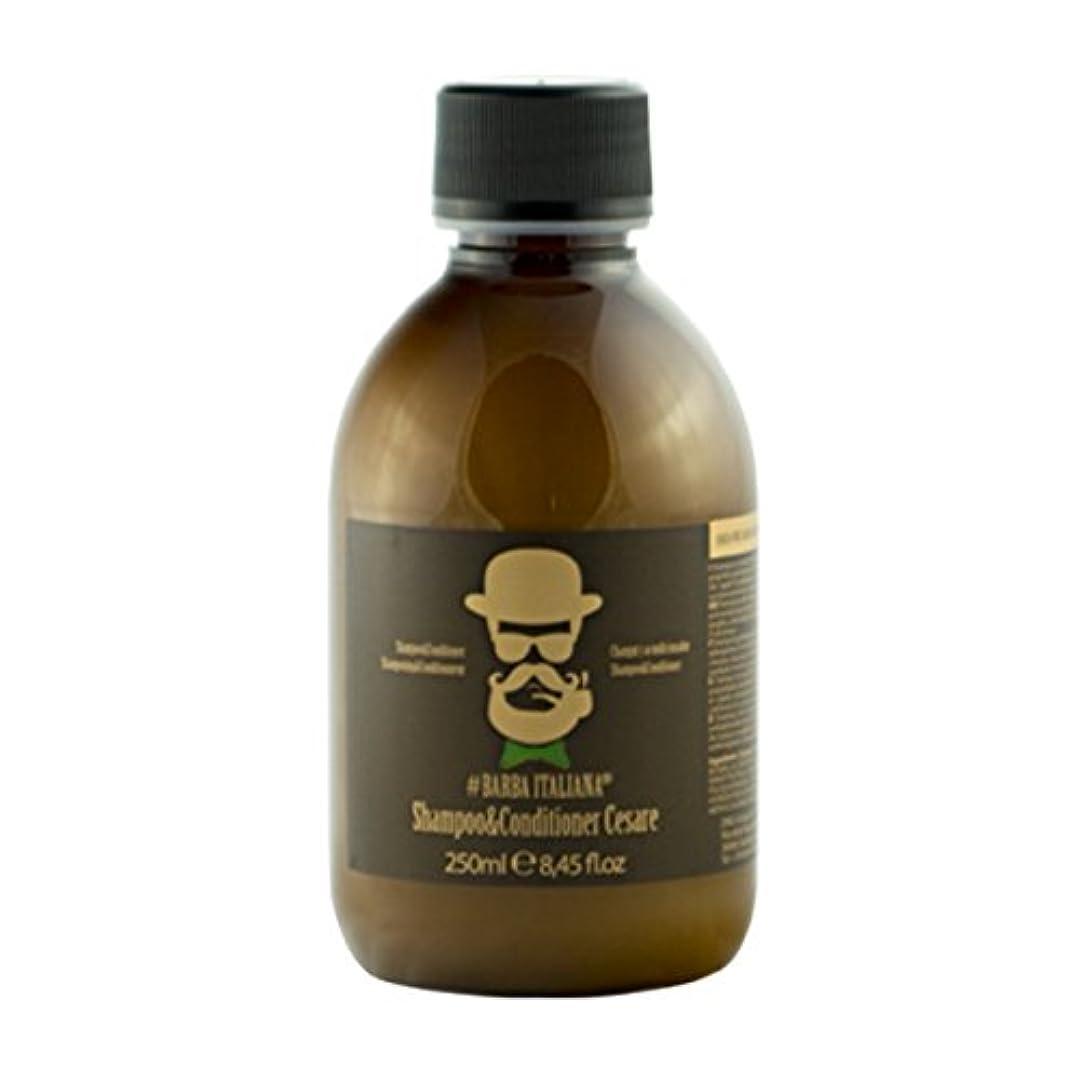 ビアードイタリアンコンディショニングシャンプー - 250 ml